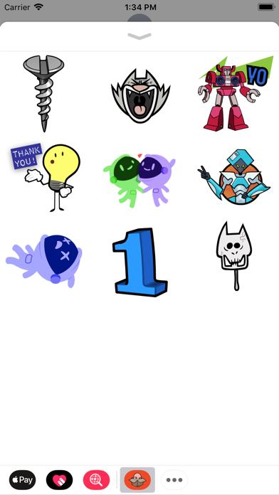 Jackbox Games Sticker Pack 2 screenshot 1