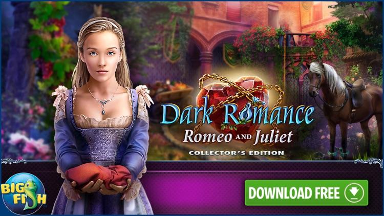 Dark Romance: Romeo and Juliet - Hidden Objects screenshot-4