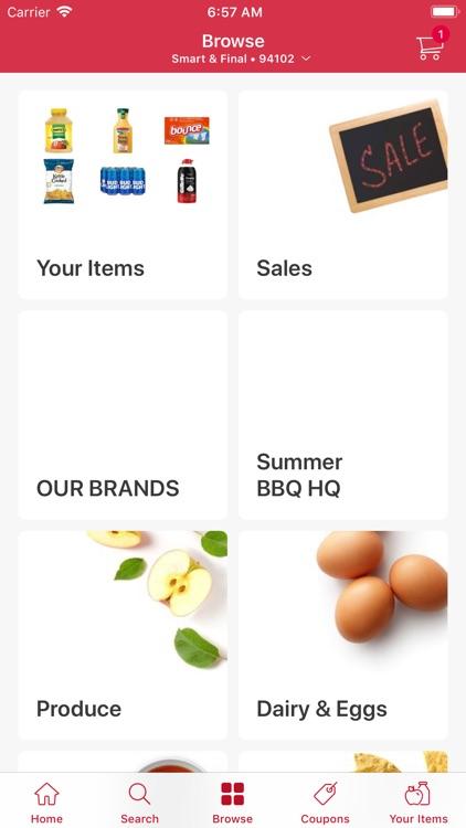 Shop Smart & Final
