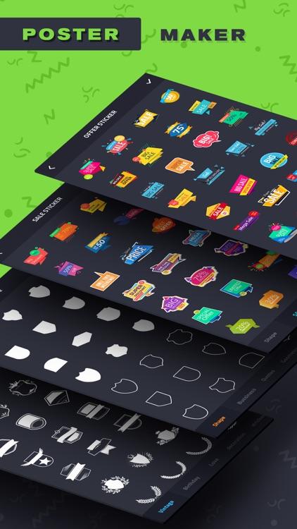 Poster Maker–Add Text to photo screenshot-7