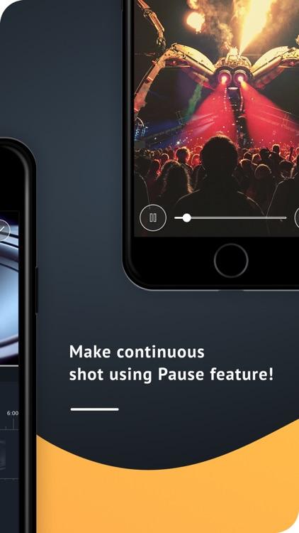 PauseCam Video Recorder