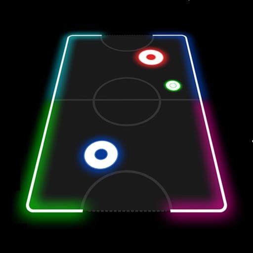 FunGame - Neon Hockey iOS App