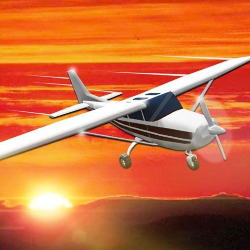 Flying Sea Plane Adventure iOS App