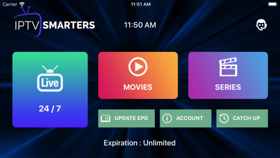 Download IPTV-Smarters Player for Android
