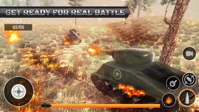 Tank Battle 2018: Desert War screenshot one