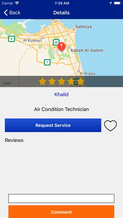 Service KW screenshot-3