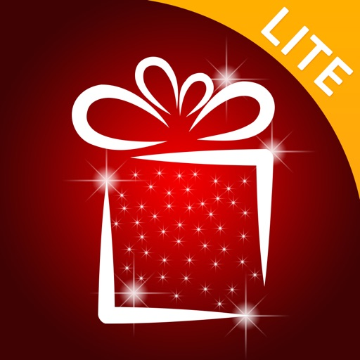 the christmas gift list lite app data review productivity apps