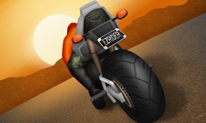 Highway Rider: On The Run
