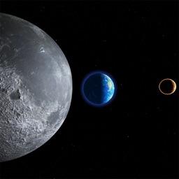 Solar System Virtual Reality
