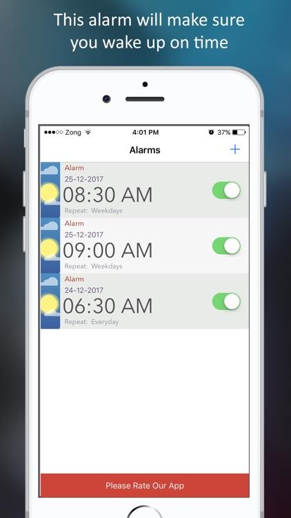 Crazy Wake Up Alarm Clock screenshot-4