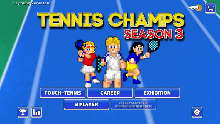 Tennis Champs Season 3 screenshot-1