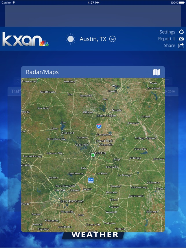 KXAN Weather on the App Store