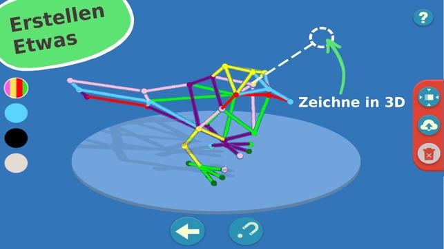 ZEICHNEN 3D JUNIOR Screenshot