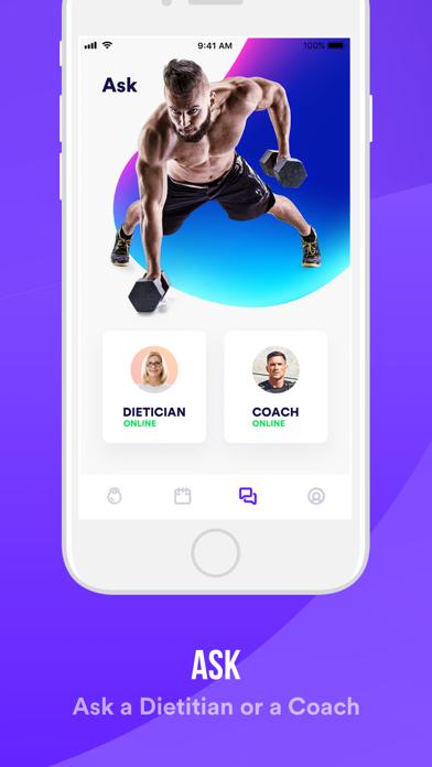 MonoFit: WeightLoss Workout Screenshot