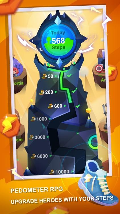 Fitness RPG screenshot-0