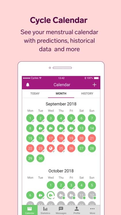 Natural Cycles - Birth Control screenshot-3