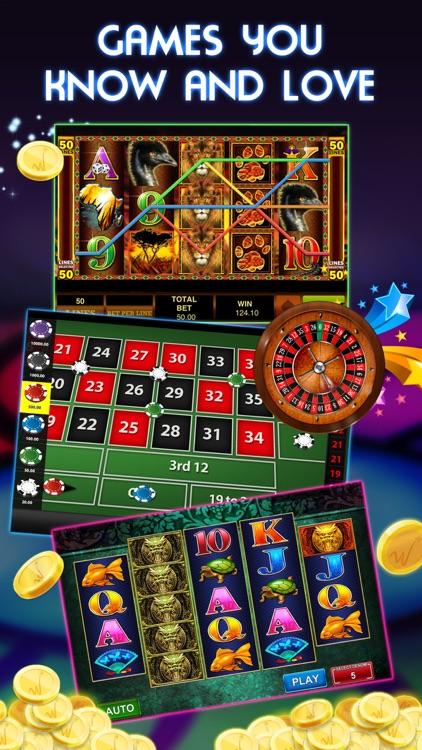 WinStar World Casino Online screenshot-4