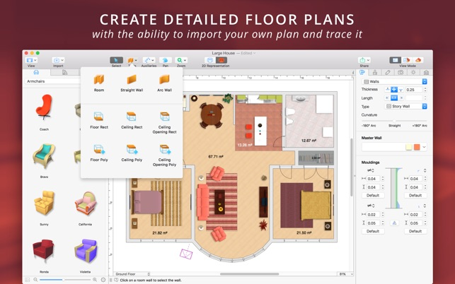 Live Home 3D on the Mac App Store Live Home D Floor Plan on medical home floor plan, design home floor plan, nissan floor plan, home home floor plan, construction floor plan, small house designs with open floor plan, 2d home floor plan, retro home floor plan, landscaping floor plan, asian home floor plan, japanese home floor plan, ms office floor plan, cartoon home floor plan, 1st floor plan, russian home floor plan, microsoft office floor plan, oracle floor plan, family home floor plan, beach home floor plan, mobile home floor plan,