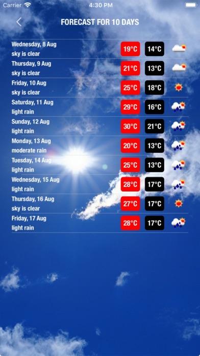 Weather Diaryのおすすめ画像3