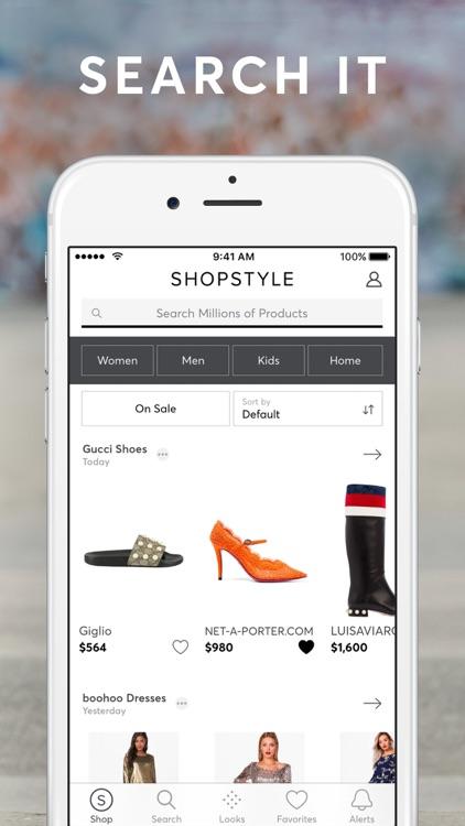 ShopStyle: Fashion & Lifestyle