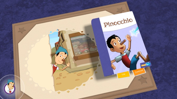 Pinocchio By Chocolapps