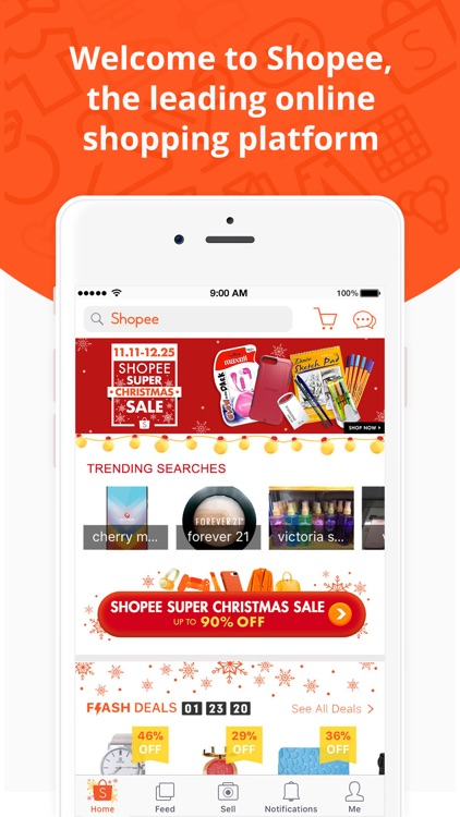 Shopee PH-Buy and Sell Online screenshot-0