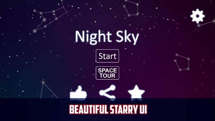 Night Sky View-Star Rover Space Navigation screenshot-4