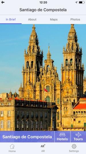 Santiago de Compostela Tourism on the App Store