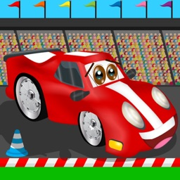 Easy Car Game For Toddler Kids