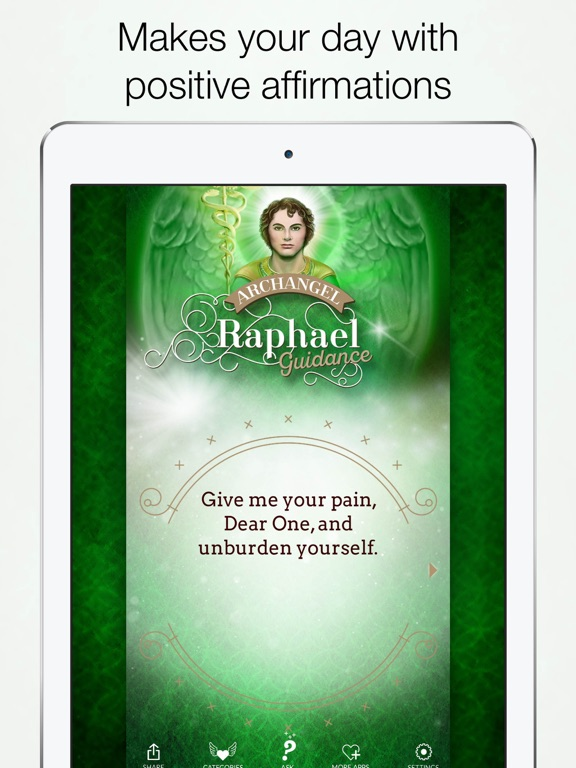 Archangel Raphael Guidance screenshot 7