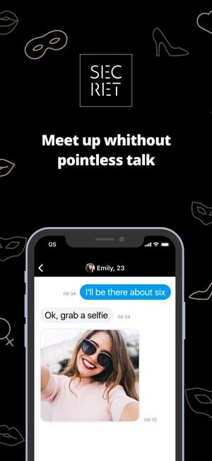 dejting app wish