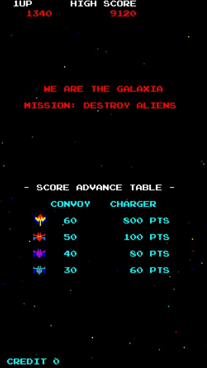 Galaxia screenshot-1