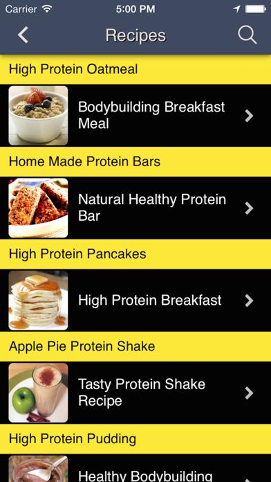 Total Fitness Bodybuilding Appのおすすめ画像5