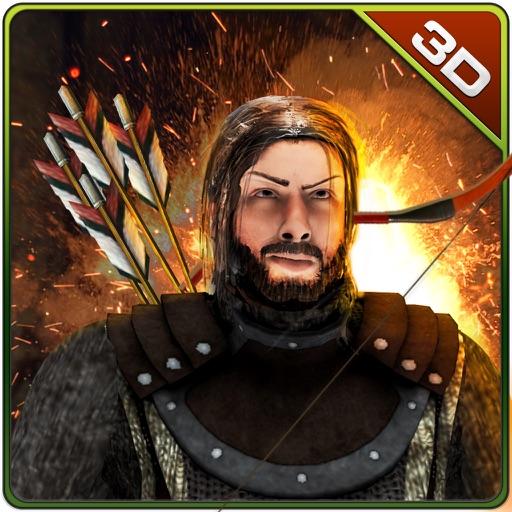 Bow Arrow Castle Knight