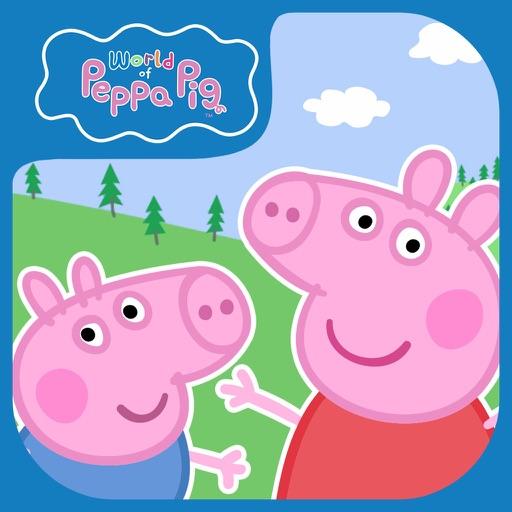 World of Peppa Pig app for ipad