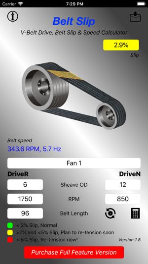 Belt Slip on the App Store