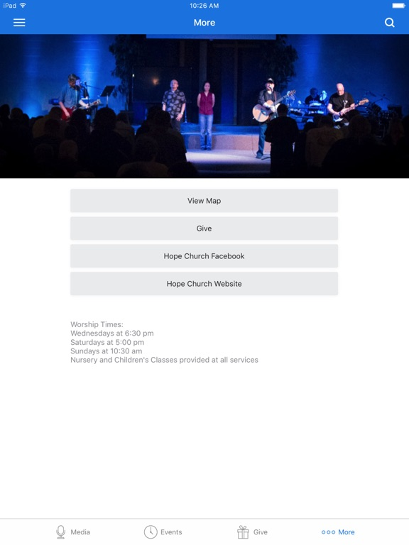 Hope Church Blaine App screenshot 6