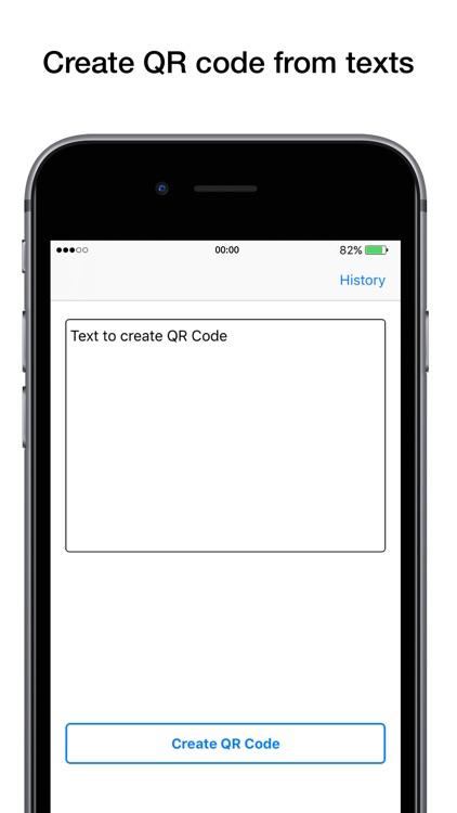 QR Code & Barcode Reader, Writer