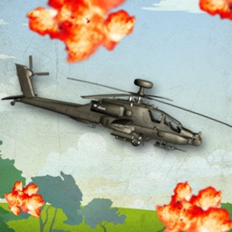 Attack Choppers - Fighter pilot at war in a hel-icopter builder game