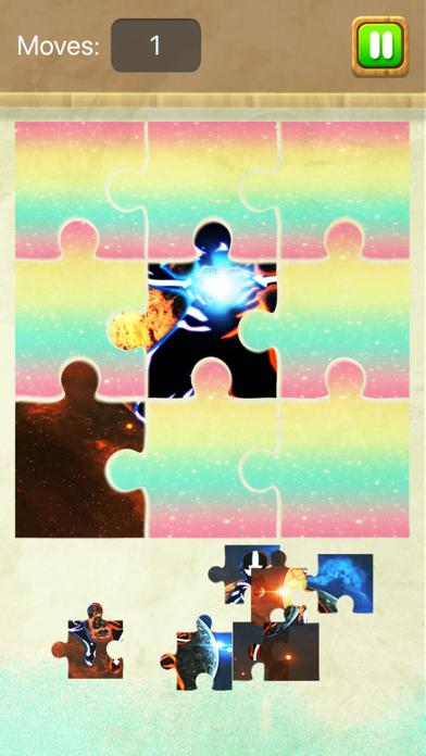 Jigsaw for: Avatar Airbender screenshot three