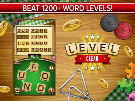 Word Collect: Word Puzzle Game для iPad