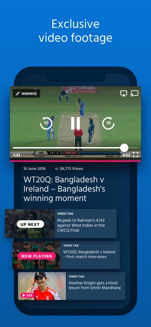ICC Cricket on the App Store