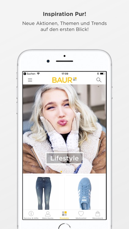 BAUR - Shopping App screenshot-0