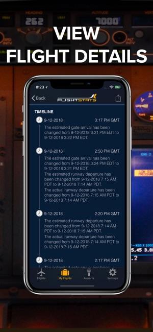 FlightStats im App Store