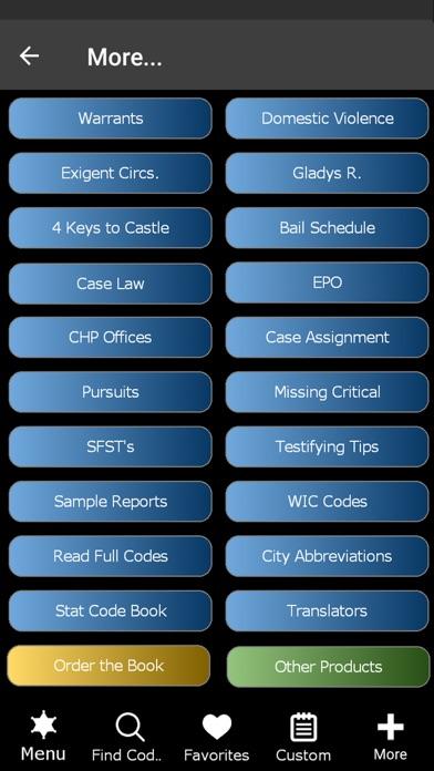 Pocket Brainbook - LASD Screenshot