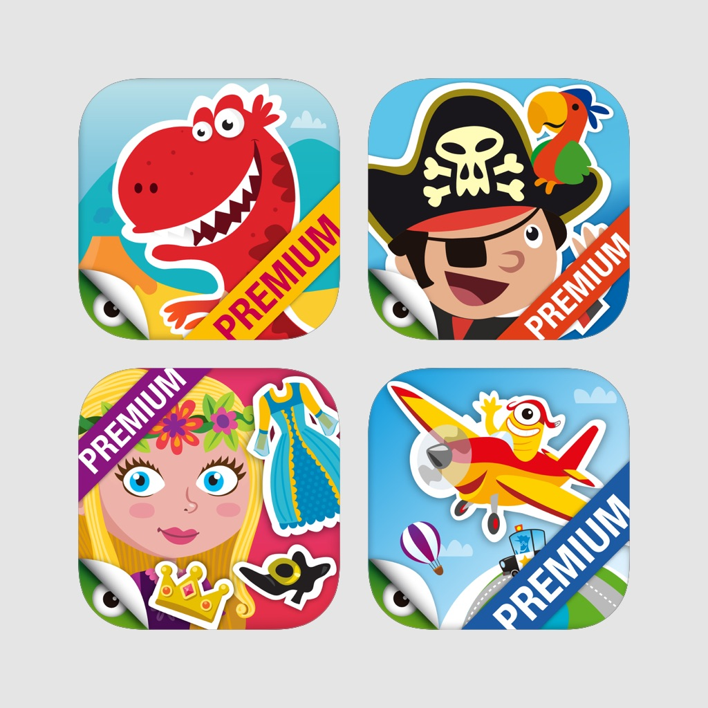 Top 5 apps for Kids & Toddlers: Endless Fun!