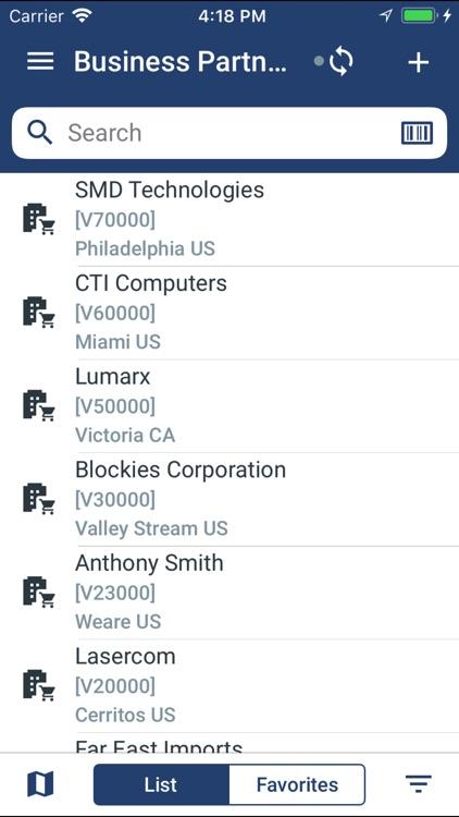 Coresystems Field Service
