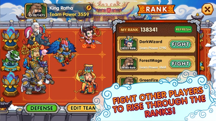 Secret Kingdom Defenders screenshot-4