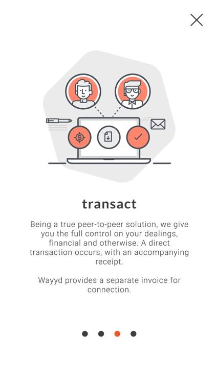 Wayyd screenshot-5