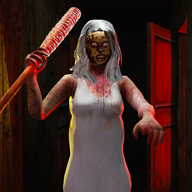 Scary Granny Horror Game on the App Store